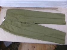 42 inch-US Army ww2 m1937 Campo Pantaloni m37 Mustard Field Trousers #tü #