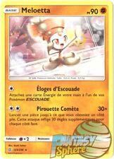 Pokemon - Meloetta - SL11 - Rare - 123/236 - VF Français