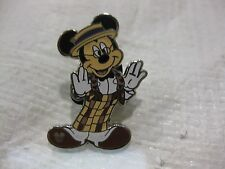 Rare Disney Pin Hidden Mickey Main Street USA People Set Mickey 2010     pin1130
