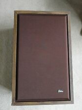New listing Fisher Usa Speaker or will sell drivers without the cabinet