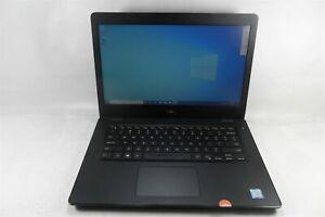 """Dell 3490 14"""" Laptop 2.7GHz i3-7130U 8GB DDR4 256GB SSD Wind 10 Pro x64 Grade B"""