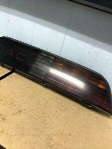 84-88 Pontiac FIERO Passenger Taillight Tail Light Lamp OEM