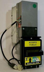 MARS MEI VN2502U5 Dollar Bill Acceptor Validator 24V/MDB With Snack Face & CABLE
