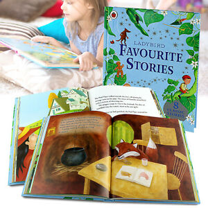 Ladybird Childrens Story Book Fairy Tales Kids Hardback Bedtime Reading Learning