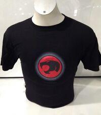 Thundercats Men's Centre Logo T-shirt Black XL
