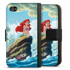 Apple iPhone 4 bolso funda flip case-arielle