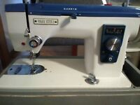 Vintage  Vouge Stitch Sewing  Machine model 535  Made in Japan and Works great