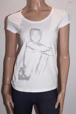 Joker Valve Designer White Printed Short Sleeve Tee Size M BNWT #SU72