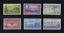 U.S.1951  Commemorative Year Set   VF  Mint Never Hinged