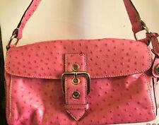 "Women's hand bags- Pink- 12"" x 5"" x 3"""