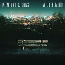 MUMFORD & SONS Wilder Mind Vinyl LP Gatefold Sleeve NEW & SEALED
