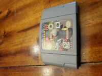 Mario Kart 64 (Nintendo 64, 1997) - authentic game only n64