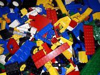 Lego Steine Mix über 200 Teile Basic Starter Set Bunte Mischung Konvolut Kg