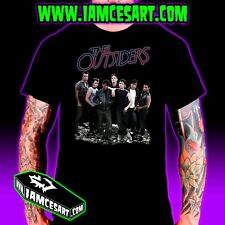 The Outsiders Men's 100% Cotton DTG Tee movie Greaser Rockabilly iamcesart