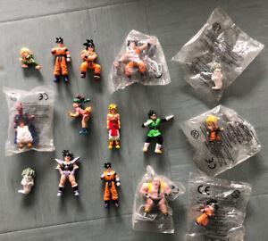 Lot De 15 figurines dragon ball z AB Toys