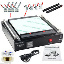 12 Inch LCD separator Machine Plate for tablet Android Apple Glass Screen Repair