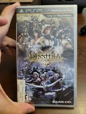 Dissidia 012 [duodecim] Final Fantasy (Sony Psp) New In Box - Factory Sealed