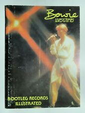 David Bowie  Books - Lives And Times, Bootleg Records Illustrated