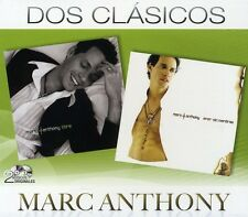 Marc Anthony - Dos Clasicos [New CD]