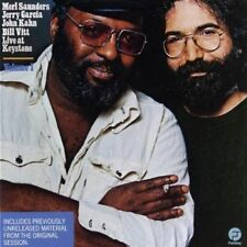 CDs de música rock Jerry Garcia