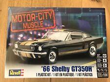 +++ Revell US Monogram 1/24 Shelby® Mustang GT350H Plastic Model Kit 85-2482