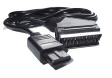 Nintendo Gamecube RGB SCART AV Video Cable de plomo nuevo vendedor de Reino Unido