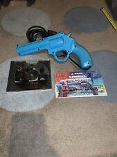 Sega Mega Cd Game Lethal Enforcers With Gun Controller