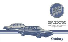 repair manuals literature for buick century ebay rh ebay com 1999 Buick Regal GS Supercharged 1999 Buick Regal GS Supercharged