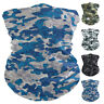 Cooling Neck Gaiter Bandana Headband Face Scarf Shield Head Cover Snood Scarves