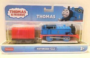 "Thomas & Friends ""THOMAS"" Motorized Train Fisher Price NIB"