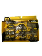 CAT Little Machines 8 Pack