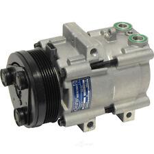 A/C Compressor-XL, VIN: Y, GAS, SOHC, Natural UAC CO 101290C