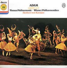 Adam Giselle Karajan Vienna Philharmonic Decca Jubliee JB 14 NM/EX