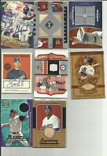 Awesome Baseball 50 Card Hot Packs! Lots Guaranteed Hit! Jersey or Autograph, RC
