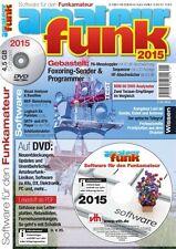 Amateurfunk - Software für den Funkamateur 2015 mit DVD