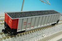 KATO 186-0603 BethGon Coalporter Canadian National #193 742 (N scale) New!!