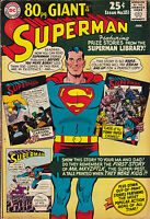 GIANT SUPERMAN #183 (FN/FN-) JANUARY 1966  SILVER AGE (DC)