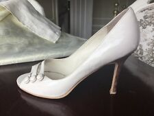 Ravel  Peep Toes Beige High Heel, Shoes. UK 6/39