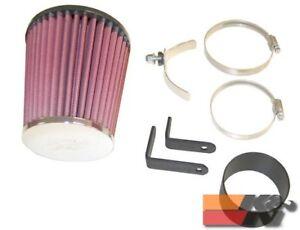 K&N Performance Air Intake System For FIAT 500 L4-1.4L F/I, 2007-2012 57-0659