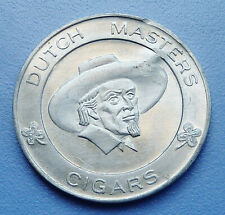 1953 ~ DUTCH MASTERS CIGARS ~ MERCHANT TRADE TOKEN ~ TC # 389684