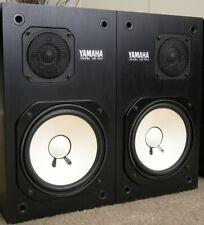 Yamaha NS-10 Pair Of Studio Monitors NS10M