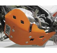 TM Design Works Works Skid Plate Orange KTMC-253-OR