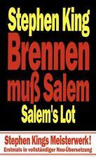 Deutsche Weltliteratur & Klassiker Stephen-King als gebundene Ausgabe