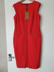 Per Una Speziale Full Zip Dress Size 10