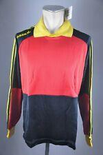 Adidas vintage Torwart Trikot Gr 7/8 L goalkeeper Shirt jersey Brasilia 80s 80er