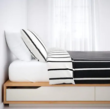 MANDAL Bed frame with storage (IKEA)