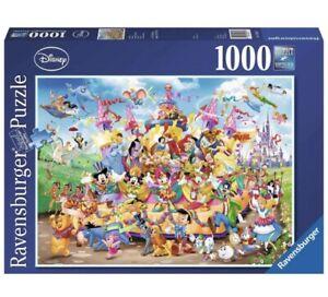 Ravensburger DISNEY CARNIVAL Jigsaw Puzzle -1000 pc - FREE UK P&P