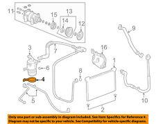 GM OEM A/C Condenser, Compressor Lines-Accumulator Bracket 15136597