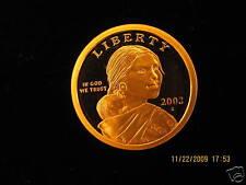 2003-S  GEM Proof  Deep Cameo (Sacagawea) US One Dollar Coin