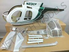 FUNKEY Hughes 500D Scale fuselage .50( 600 ) size GREEN Color + Landing gear